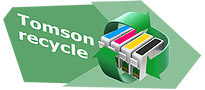 TomsonRecycle logo - wij halen uw lege inkt en toner patronen op