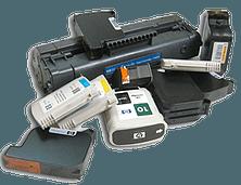 Lege cartridges inleveren in Belgie
